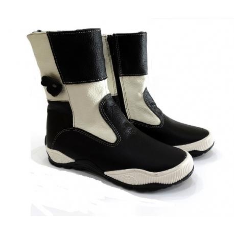 """Žieminiai batai """"FLOWER"""" 26-35 d."""