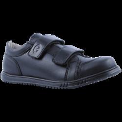 Juodi odiniai batai berniukams 27-30