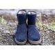 """Žieminiai batai su natūraliu kailiu """"SABALIN"""" 31-41 d."""