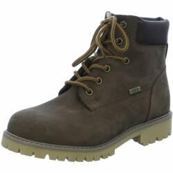 Tamsiai rudi žieminiai batai berniukams SABALIN su vilna 37 dydis