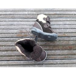 """Rudi žieminiai batai """"SPEIGAS"""" 21-26 d."""