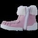Rožiniai žieminiai bataukai mergaitėms