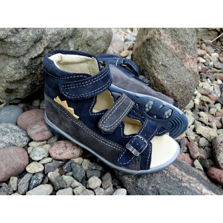 Kid's Orthopedic sandals with arch support