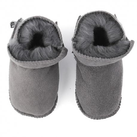 Žieminiai batukai kūdikiams su avikailiu