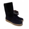 Žieminiai batai su avikailiu mergaitėms SABALIN 31-35 d.