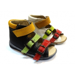 Orthopedic sandals 18-25 size