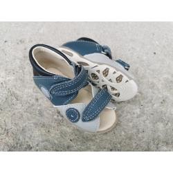 "Orthopedic sandals ""SMILE"" for kids size 19-25"