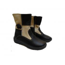 Žieminiai batai mergaitei PIRMI BATAI FLOWER 26-35 d.