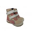 Žieminiai batai su vilna mergaitėms PIRMI BATAI 23 dydis