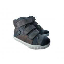 Laisvalaikio batai su lipukais GEMO 22 dydis