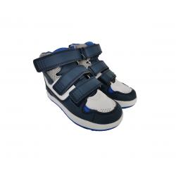 Auliniai batai su lipukais berniukams GEMO 23 dydis