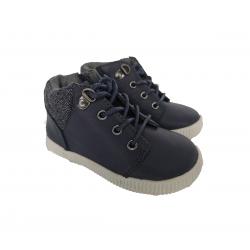 Auliniai batai su užtrauktuku berniukams GEMO 22 dydis