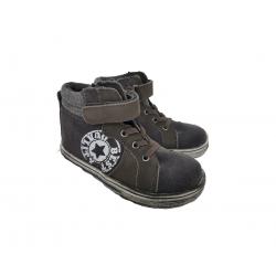 Laisvalaikio batai su lipuku berniukams GEMO 24 dydis