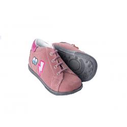 Batai pavasariniai mergaitėms GEMO rožiniai 19 dydis